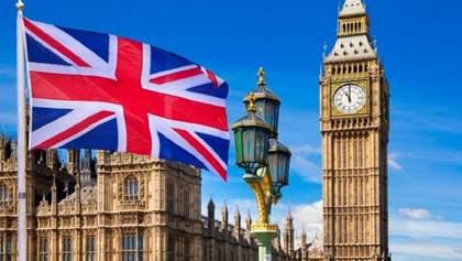 Украина ввела временный безвизовый режим для граждан Великобритании