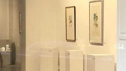 З галереї у Стокгольмі викрали понад десять робіт Сальвадора Далі: фото