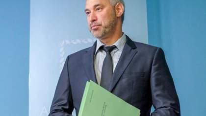 """Вбивство Шеремета: Рябошапка заявив про """"неповноцінне розслідування"""" і малу доказову базу"""