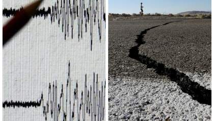 В Украине почувствовали землетрясение, произошедшее в Румынии