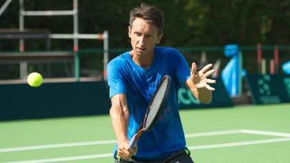 Украинский теннисист Стаховский представил собственное вино и провел благотворительный аукцион