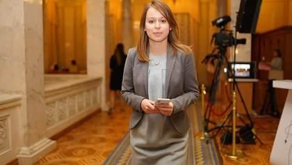 Ясько озвучила стратегические планы Украины в ПАСЕ