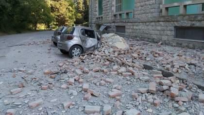 Украина предоставит Албании гуманитарную помощь из-за землетрясения