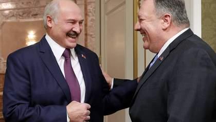 Історичний візит Помпео в Білорусь: жарти про диктатуру і майбутні відносини