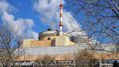 На Рівненській АЕС відключили один із енергоблоків