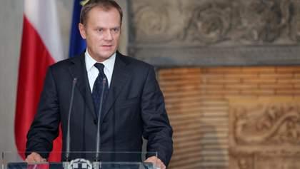"""В ЕС разгорелся скандал, потому что Туск сделал """"безответственное заявление"""": что случилось"""