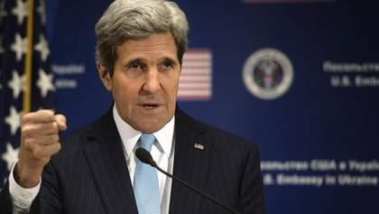 Украина должна была избавиться от Шокина, чтобы выжить, – экс-госсекретарь США Керри