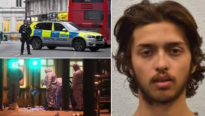 Теракт в Лондоне: что известно о 20-летнем Судеше Аммане, который напал с ножом на людей