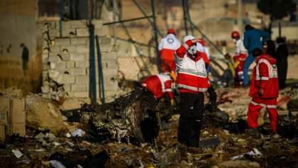 Авіакатастрофа МАУ: Іран припинив ділитися доказами з Україною після злиття запису пілота