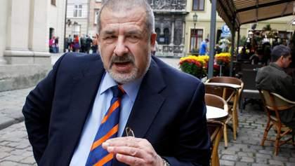 Продаж води у Крим – це здача позицій, – Чубаров різко відреагував на заяву нардепа Арістова