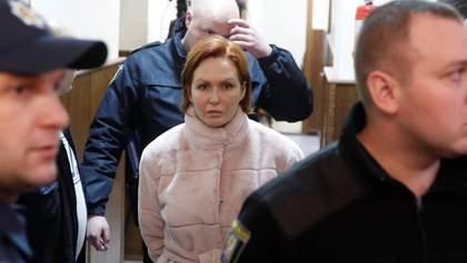 Дело Шеремета: суд не изменил меру пресечения Юлии Кузьменко