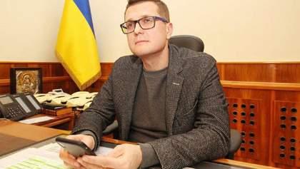 """Шукаючи джерело зливу """"плівок Гончарука"""", СБУ перевірила міністрів на поліграфі, – Баканов"""
