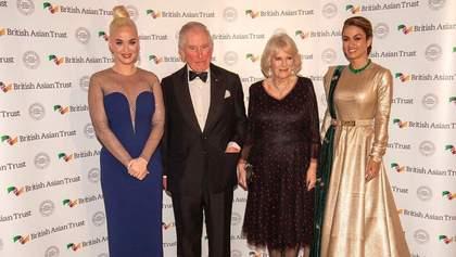 Кеті Перрі отримала почесне звання від королівської сім'ї