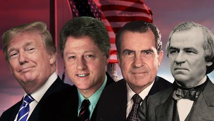 Трамп спасен: кому из президентов США был объявлен импичмент