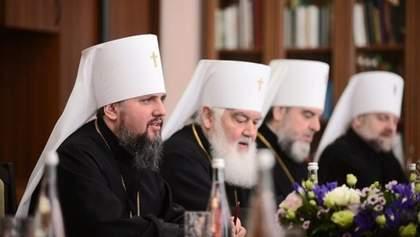 Скільки православних громад перейшло до ПЦУ: інфографіка