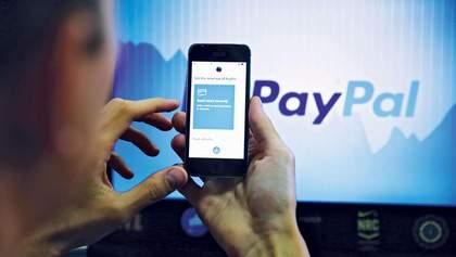 Почему PayPal нет в Украине