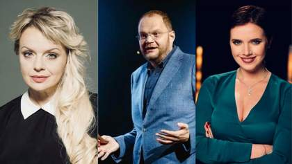 Соколова, Вітовська та Бородянський відреагували на мовний скандал в 1+1