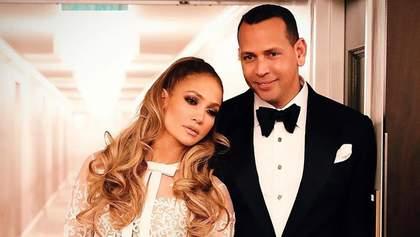 Коли відбудеться зіркове весілля Дженніфер Лопес з Алексом Родрігесом: нові деталі