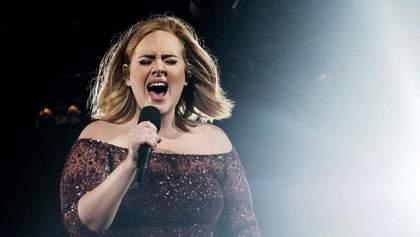 Співачка Адель більше не даватиме концертів: що про це відомо