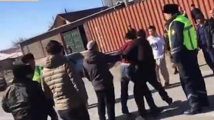 Массовые беспорядки на юге Казахстана: погибли 8 человек, 40 пострадали