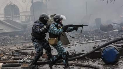 Двое бывших беркутовцев после обмена вернулись в Киев и обратились к Зеленскому