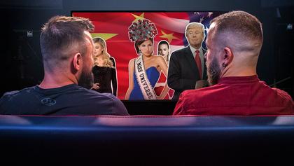 Российское ТВ разгадало коронавирус, тайный код Кивы-Жириновского - Недиванная сотня