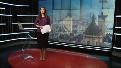 Выпуск новостей за 14:00 Пожар во львовском общежитии. Ответ МИД Украины на заявление Лаврова