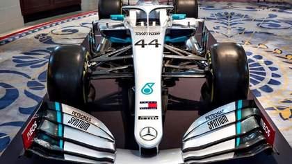 Mercedes показав ліврею нової машини Формули-1 і оголосив про великий контракт – фото