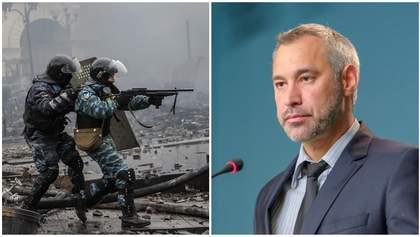 Рябошапка прокомментировал возвращение обмененных экс-беркутовцев в Киев