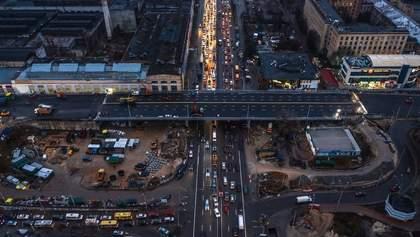 Шулявский мост будет стоить значительно дороже, чем планировал Кличко