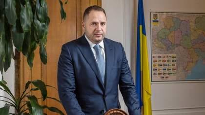 Первый брифинг нового главы ОП Андрея Ермака: полное видео