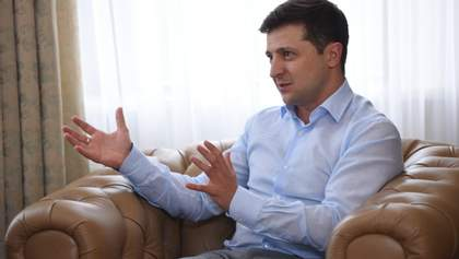О войне, конфликте с Коломойским и выборах в США: Главные тезисы из интервью Зеленского