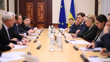 Україна перегляне Угоду про асоціацію з Євросоюзом у 2021 році