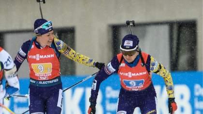 Україна оголосила склад на першу гонку чемпіонату світу з біатлону