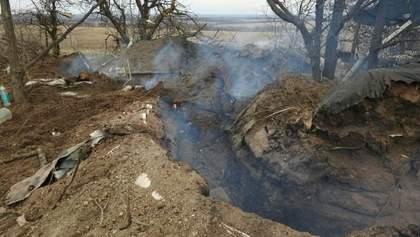 Украина и Россия договорились развести войска на новом участке