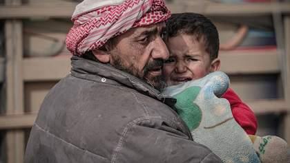 Россия и Асад нанесли авиаудары по Сирии: погибли гражданские, в том числе дети