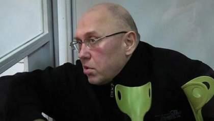 Убийство Гандзюк: суд оставил Павловского под стражей