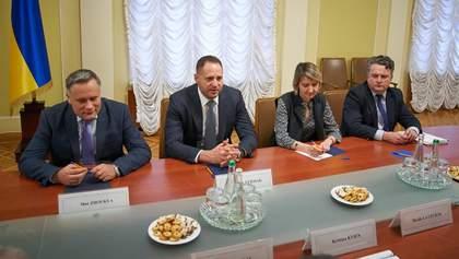 """Ермак встретился с дипломатами """"Большой семерки"""": какие важные темы обсудили"""