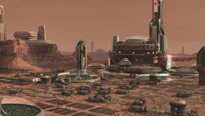 Mars Society оголошує конкурс на проєкт першого міста на Марсі: деталі