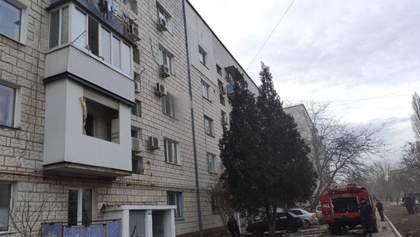Вибух пролунав у житловому будинку в Ізмаїлі: будівлю серйозно пошкодило – фото, відео