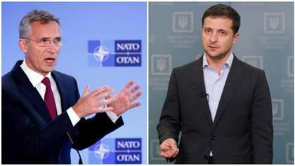 Генсек НАТО анонсував зустріч з президентом Зеленським у Мюнхені