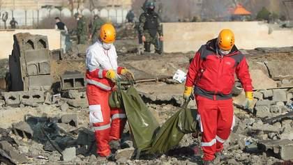 Катастрофа літака МАУ: в Ірані не збираються передавати чорні скриньки жодній зі сторін