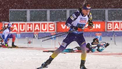 Чемпионат мира по биатлону 2020: Пидручный – в топ-10 спринтерской гонки, победил Логинов