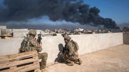 В Іраку обстріляли військову базу поблизу посольства США: що відомо