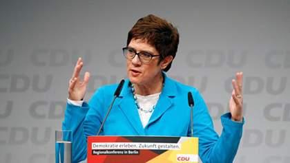 Германия обвинила Россию в гибридных атаках на ЕС