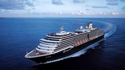 Понад 2000 пасажирів лайнера Westerdam можуть бути хворі на коронавірус