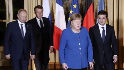 Когда состоится следующий нормандский саммит: версия Кремля