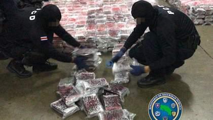 В Роттердам, где пройдет Евровидение, планировали отправить 5 тонн кокаина