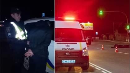 Смертельное ДТП в Броварах: полицейского-нарушителя уволили с работы и поместили в СИЗО