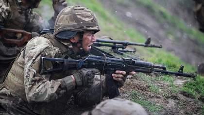 Боевики атаковали украинские позиции у Золотого: все, что известно